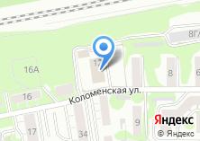 Компания «Средволгаводхоз» на карте
