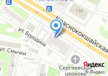 Компания «Строящийся жилой дом по ул. Краснококшайская» на карте