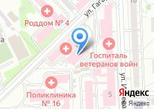 Компания «Лечебно-профилактический комплекс» на карте