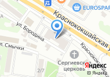 Компания «CITYCHAMP» на карте