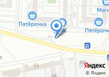 Компания «АЗС Идель» на карте