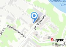 Компания «МАКЕТНАЯ МАСТЕРСКАЯ СУЛТАНМАКЕТ» на карте