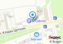 Компания «Автоlux» на карте