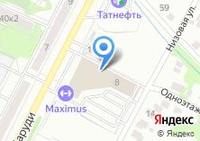 Компания «Градус-М» на карте