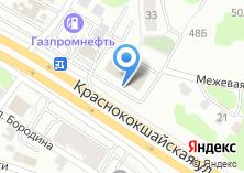 Компания «ИПСУМ АВТО автосалон» на карте