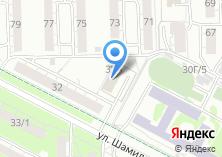 Компания «ПЛАНЕТА-СТРОЙ» на карте