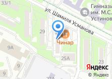 Компания «Служба доставки пенсий Кировского района» на карте