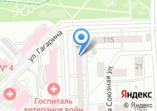 Компания «РемСтройК» на карте