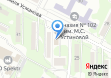Компания «Старый Белград» на карте