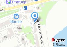 Компания «Единый расчетный центр Кировский район» на карте