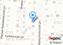 Компания «Аквабарьер-Казань» на карте