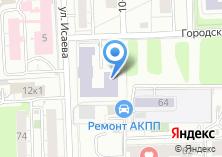 Компания «Академия социального образования» на карте
