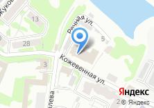 Компания «Пожарная часть №4 Кировского района» на карте