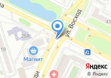 Компания «Автостоянка на Серова» на карте