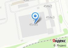 Компания «Фортуна-Авто» на карте