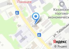 Компания «Окна-Прима» на карте