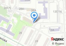 Компания «ГеоКомПроект» на карте