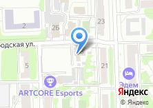 Компания «Идель+» на карте
