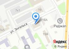 Компания «Качество в строительстве» на карте