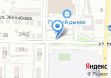 Компания «Экспресс Рем-Сервис» на карте
