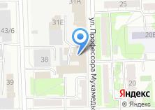 Компания «Кант-Исцеление» на карте