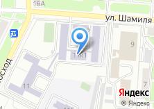 Компания «Татарская гимназия №2 им. Ш. Марджани» на карте