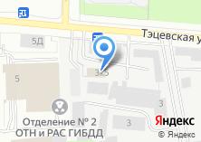 Компания «Казанская теплосетевая компания» на карте