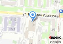 Компания «Экскаватор-Манипулятор» на карте