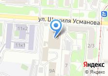 Компания «ТНВ» на карте