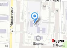 Компания «Детский сад №392 Ласточка» на карте