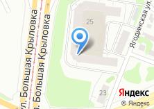 Компания «Строящийся жилой дом по ул. Ягодинская» на карте