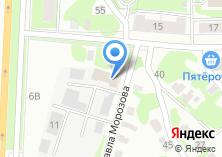 Компания «Альтера-риэлт» на карте