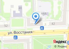 Компания «Инженерный центр» на карте