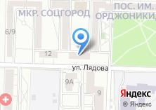 Компания «Булочно-Кондитерская» на карте