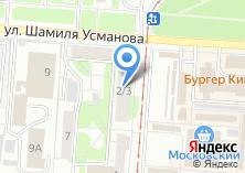 Компания «Служба доставки пенсий Московского района» на карте