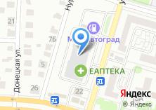 Компания «Мегаавтоград» на карте