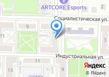 Компания «Магазин женской одежды на Социалистической» на карте