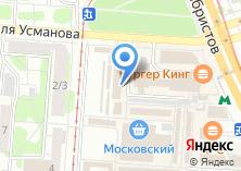 Компания «Формула окон» на карте