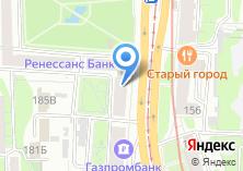 Компания «Tian De» на карте