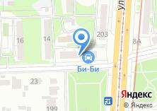 Компания «Би-би» на карте