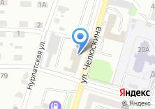 Компания «Пожарная часть №5 Авиастроительного района» на карте