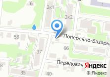 Компания «ТМ-сервис» на карте