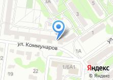 Компания «Примамед» на карте