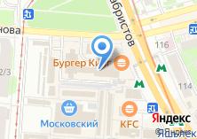 Компания «ВЭД Агент» на карте