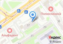 Компания «КанцПарк» на карте