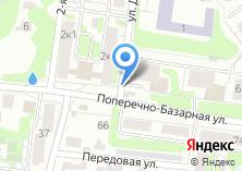 Компания «Магазин фруктов и овощей на ул. Поперечно-Базарная» на карте