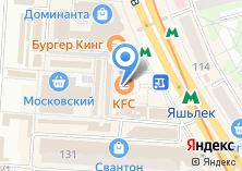 Компания «Sofra Kebab» на карте