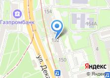 Компания «Золотая печка» на карте