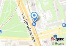 Компания «Медиа-салон на ул. Декабристов» на карте