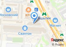 Компания «Магазин посуды и светотехники» на карте